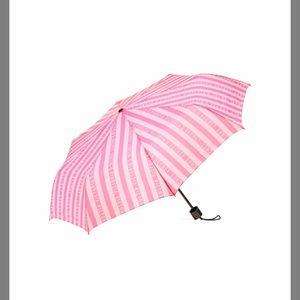 Pink Victoria's Secret umbrella! 💥